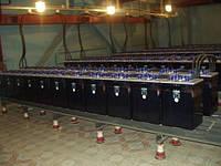 Схемы соединения аккумуляторных батарей.