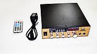 Усилитель звука UKC SN-003BT FM USB Блютуз + Караоке
