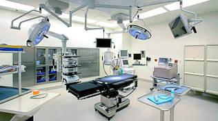 Хирургическое оборудование.