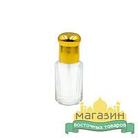 Флакон стеклянный (3мл) с палочкой для масляных духов, тара для парфюма