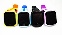 Smart Watch Q100 Детские смарт часы GSM, sim, Sos,Tracker Finder