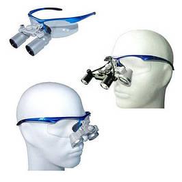Бинокуляры и налобные осветители ErgonoptiX