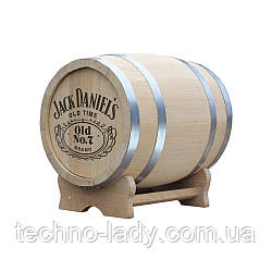 Бочка с гравировкой Jack Daniel's (Джек Дэниелс) #101