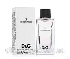 Мініатюра Dolce&Gabbana Anthology L ' imperatrice 3 5 ml