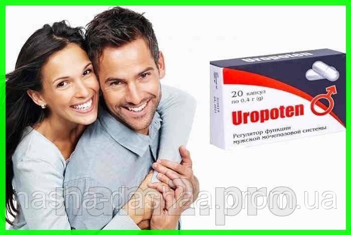 UroPoten средство для могучей потенции, уропотен