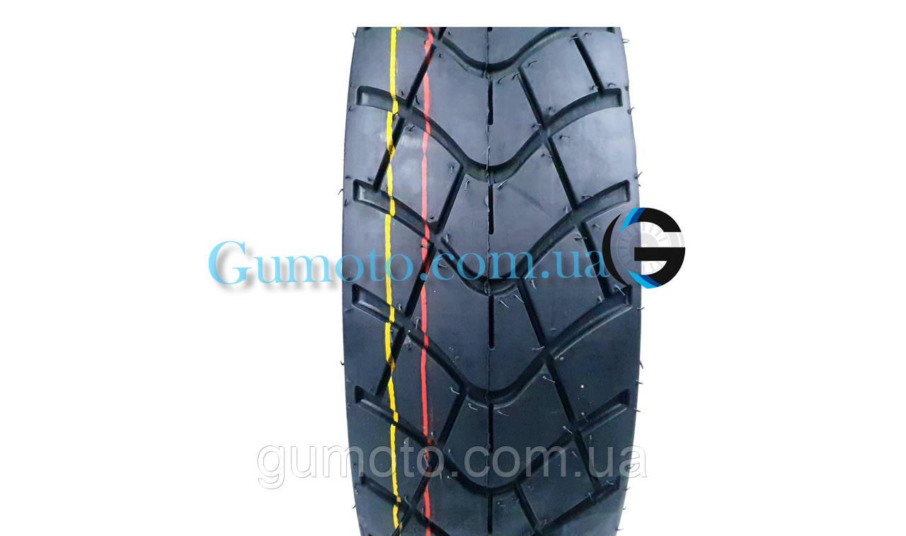 Резина 130 60 13 на скутер бескамерная шип, фото 3