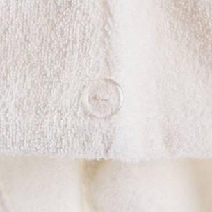 Набор полотенец для сауны Arya Sante махровый женский 2 предмета экрю арт.TR1003688, фото 2