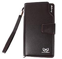 Кошелек S1063 Коричневый Wallerry | Мужской кошелек-портмоне