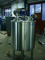 Реактор объемом 300 литров.Фармацевтическое оборудование.