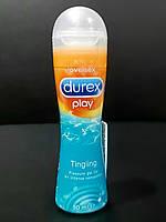 Гель-смазка Durex play Tingling long love +согревающий эффект 2 в 1 .50 мл