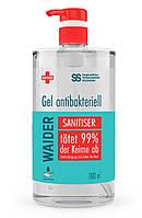 Гель антисептик антибактериальный Waider 1000 мл