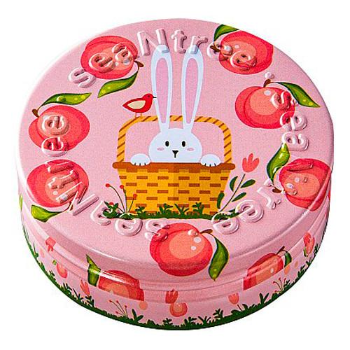 Крем для рук и ногтей SeaNTree Steam Hand Butter Cream Soft Peach