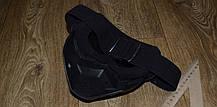 Маска защитная под шлем кроссовый полулицевик Кастором пейнтбол тактическая маска, фото 3