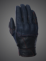 Мотоперчатки 4SR Cafe (синие)