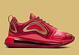 Женские кроссовки в стиле Air Max 720 red, фото 6