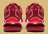 Женские кроссовки в стиле Air Max 720 red, фото 7