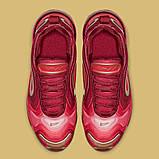 Женские кроссовки в стиле Air Max 720 red, фото 8