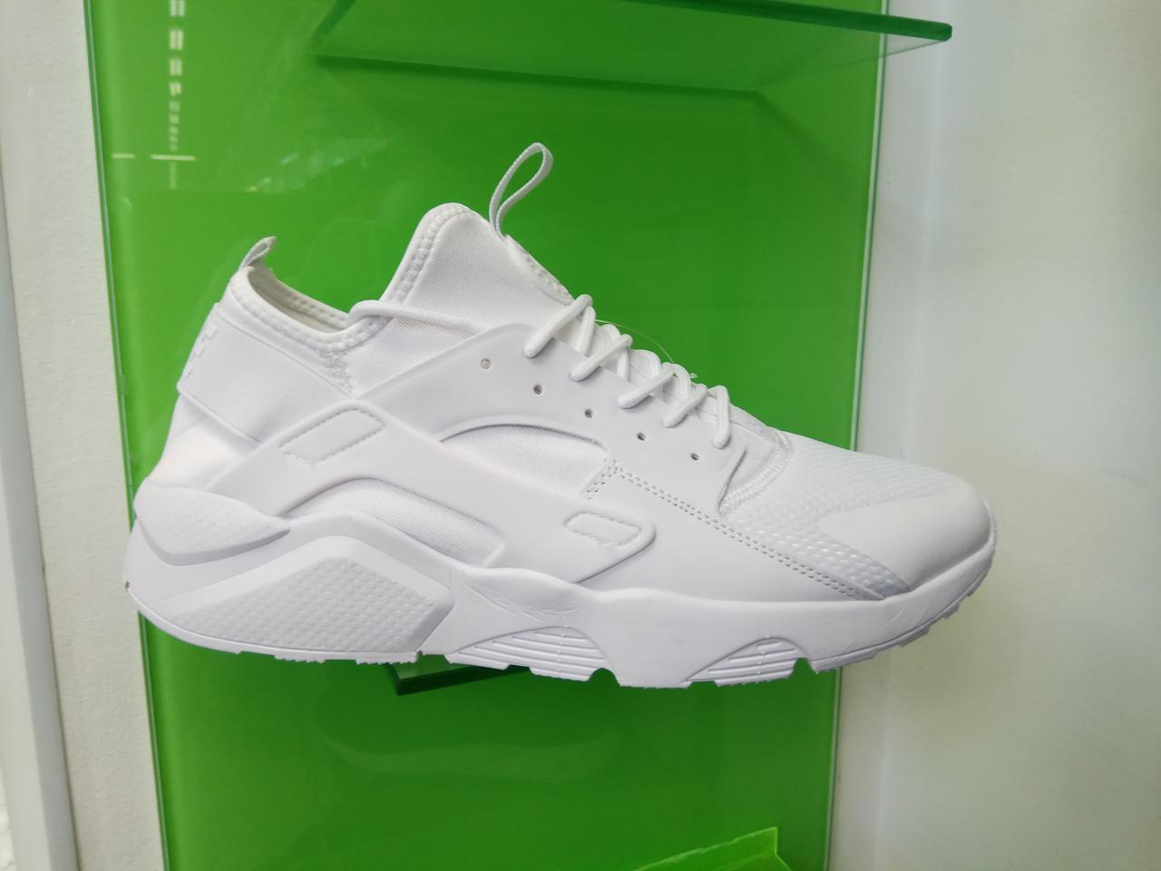 Мужские кроссовки в стиле Huarache  White , размеры с 41 по 46