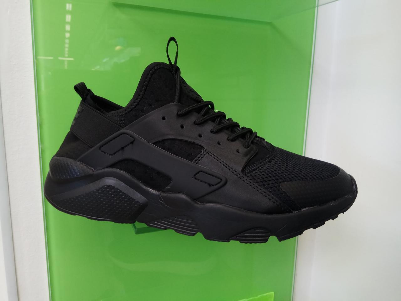 Женские кроссовки   в стиле Air Huarache  Black