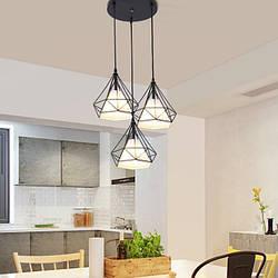 Подвесная люстра для дома и офиса.  Модель RD-239