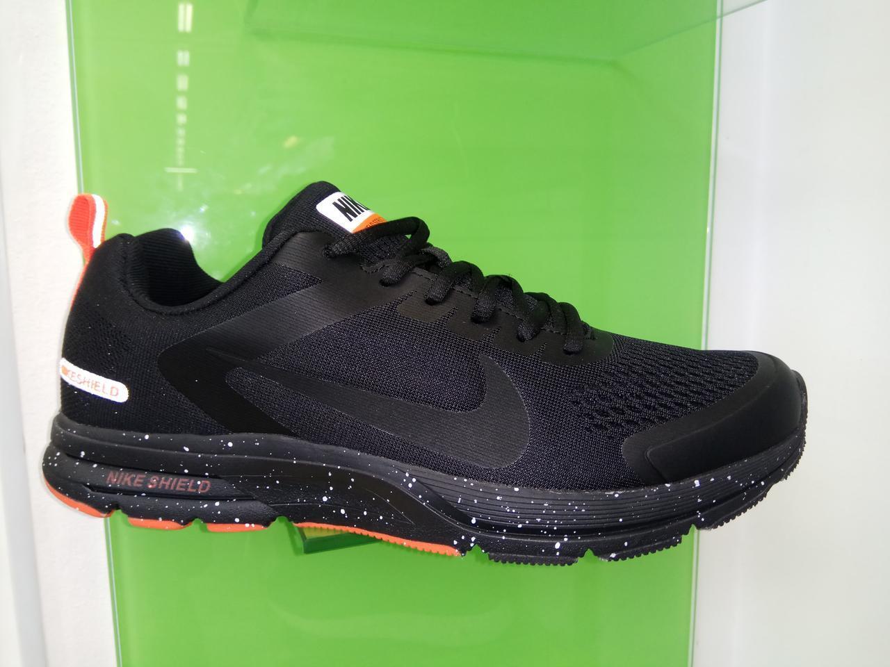 Мужские кроссовки в стиле Zoom Shield Structure 17 Black