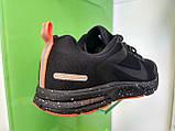 Мужские кроссовки в стиле Zoom Shield Structure 17 Black, фото 3