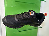 Мужские кроссовки в стиле Zoom Shield Structure 17 Black, фото 6