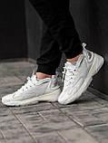 Чоловічі кросівки в стилі Zoom 2K Sail White, фото 2