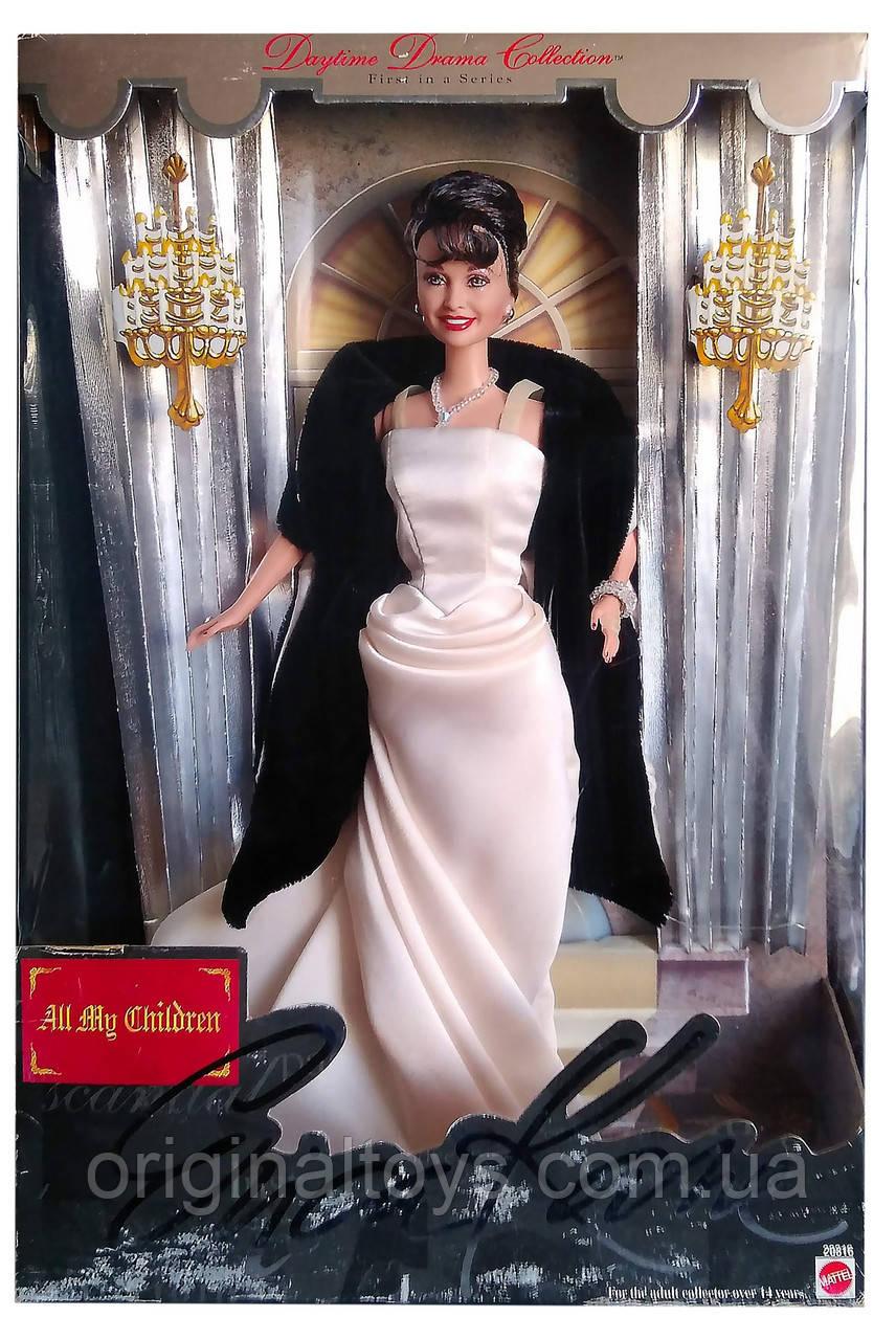 Колекційна лялька Барбі Еріка Кейн Всі мої діти Erica Kane All My Children 1998 Mattel 20816