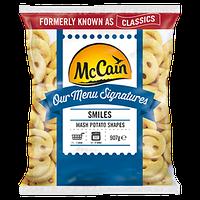 Мак Кейн картопляні посмішки