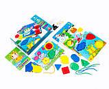 Игра с болтами Vladi Toys Парк развлечений для самых маленьких VT2905-04 укр, фото 2