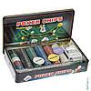 Фишки для покера 300 фишек, покер