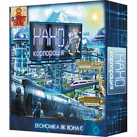 Настільна гра НАНО корпорація / Настільні ігри / Розвиваючі ігри