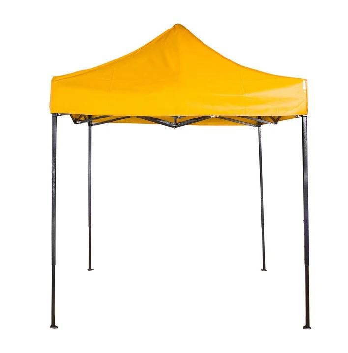 Намет україна 3х3 метра жовтий