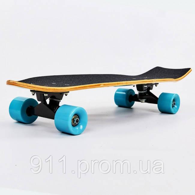 Скейтборд подростковый классика 818