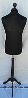 Манекен портной мужской для шитья пенопластовый