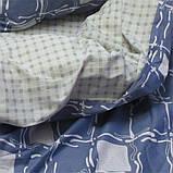 2-сп. комплект постельного белья с компаньоном  S-322 сатин хлопок ТМ TAG, фото 2