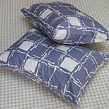 2-сп. комплект постельного белья с компаньоном  S-322 сатин хлопок ТМ TAG, фото 3