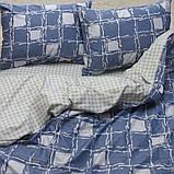2-сп. комплект постельного белья с компаньоном  S-322 сатин хлопок ТМ TAG, фото 4