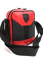 Стильная сумка через плечо кожзам PF YR 135