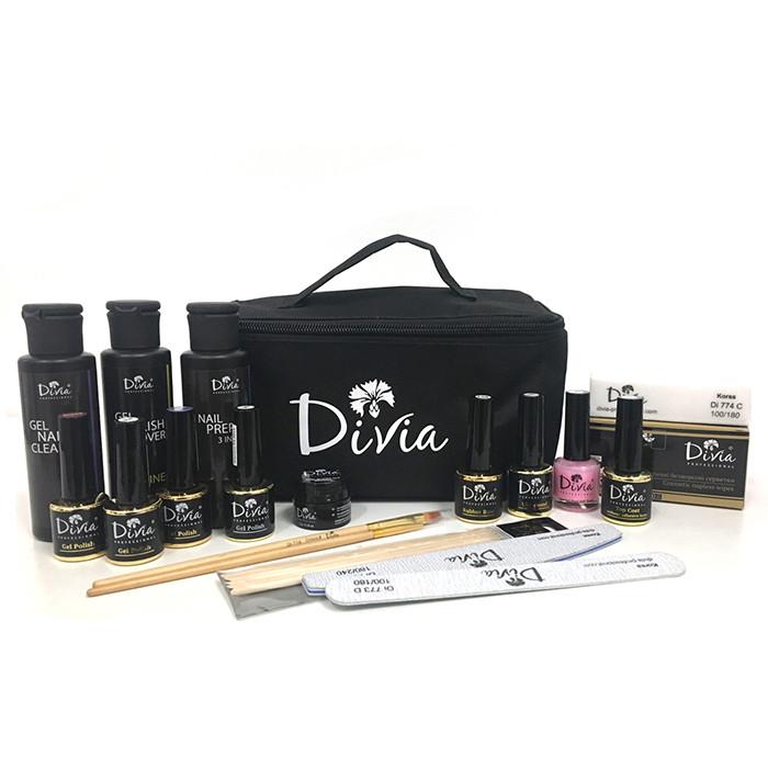 """Divia - Набір стартовий """"Start"""" Di987 (19 одиниць)"""