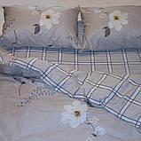 2-сп. комплект постельного белья с компаньоном  S-316 сатин хлопок ТМ TAG, фото 3