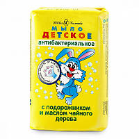 Туалетное мыло антибактериальное Детское 90 гр