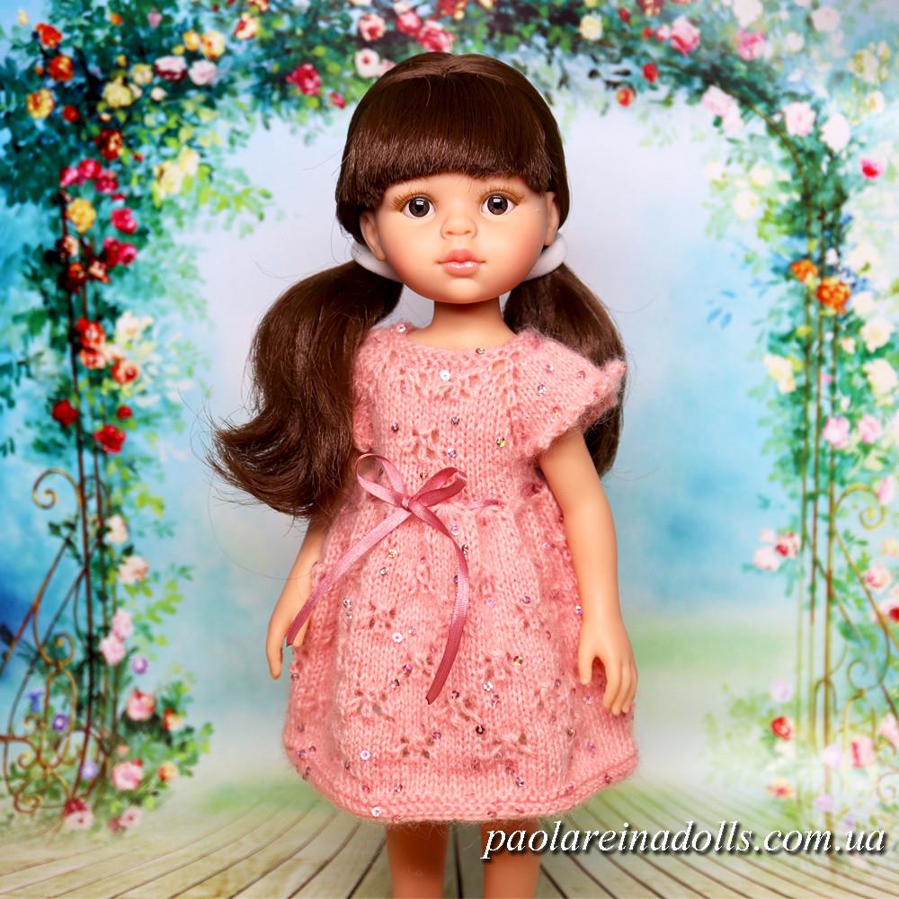 Платье Волшебные Бабочки для кукол Паола Рейна