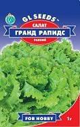 Семена Салат Гранд Рапидс листовой