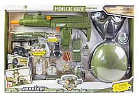 Игровой набор Спецназ со шлемом и маской (34320)