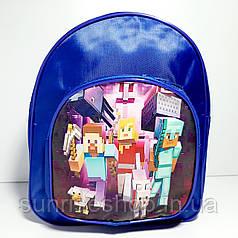 Рюкзак дитячий для хлопчика Мультгерої