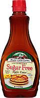 Syrup sugar free maple flavor 355 мл