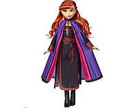 Модная кукла Disney Frozen Оригинал Anna с длинными рыжими волосами (E6710)