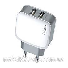 СЗУ Baseus Letour 2 USB 2.4A